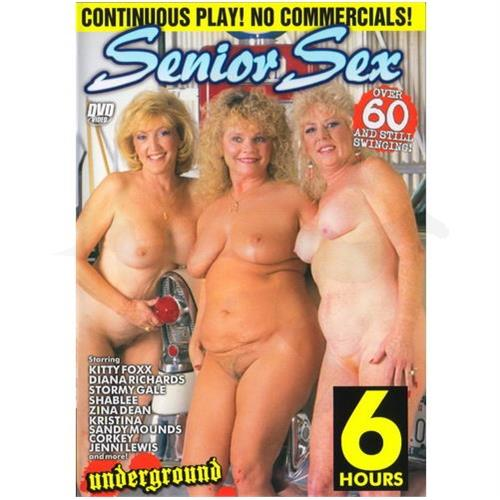 DVD XXX: 'Senior Sex'