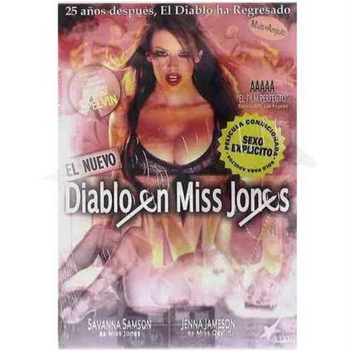 DVD XXX: 'El Diablo En Miss Jones'